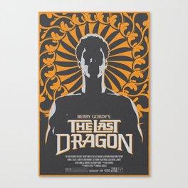 The Last Dragon Canvas Print
