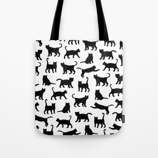 Le petits chats Tote Bag