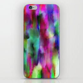 Without Form (Undefined) - Abstract, painting iPhone Skin