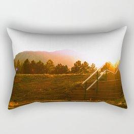 Rails Rectangular Pillow