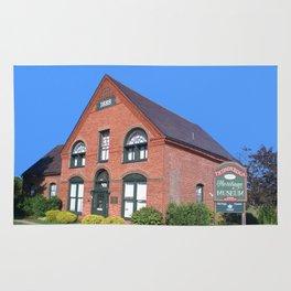 Ticonderoga Heritage Museum Rug