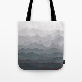Mountains of Madness I Tote Bag
