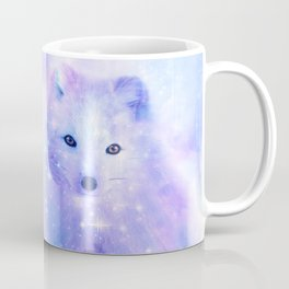 Arctic iceland fox Coffee Mug