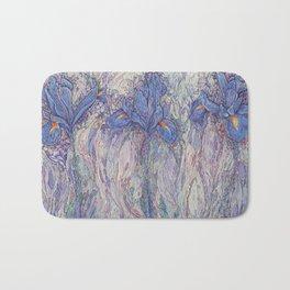A Song About Iris #3 Bath Mat