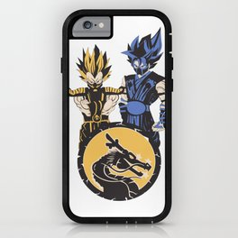 Dragon Ball Kombat iPhone Case