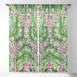 Vines Sheer Curtain