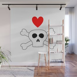 Love Your Guts Wall Mural