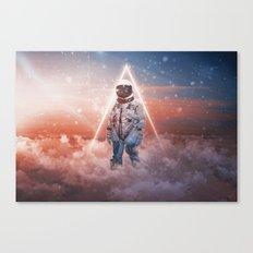 Routeless Canvas Print