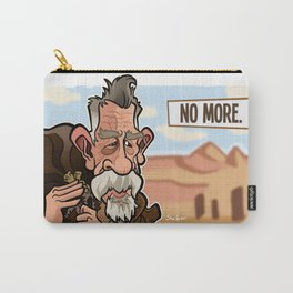 No More Carry-All Pouch