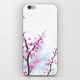 Lavender Twist iPhone Skin