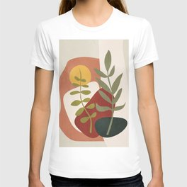 Two Abstract Branches T-shirt