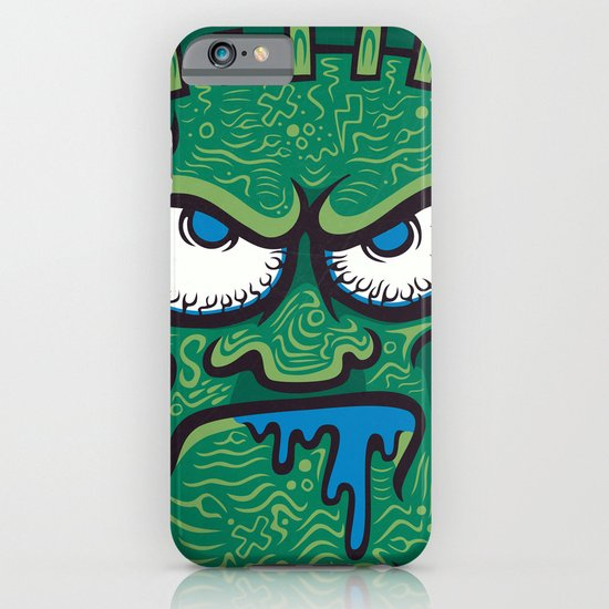 TURN THE CRANK, IT'S TIME FOR FRANK! iPhone & iPod Case