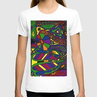 psychadelic T-shirts featuring Psychadelic by Groolya