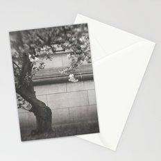 april, suddenly Stationery Cards