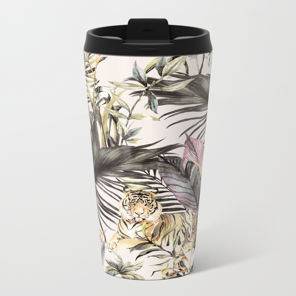 Tiger Of The Jungle Travel Cup TRM8669274