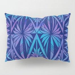 Samoan Siapo (Tapa Cloth Design) Pillow Sham