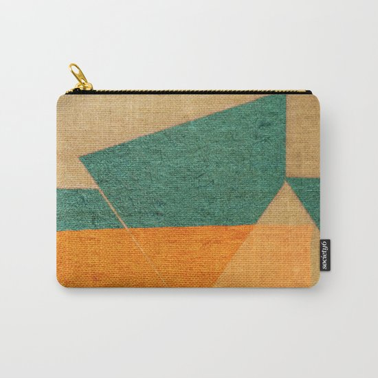 A Água e o Minério (The Water and the Ore) Carry-All Pouch