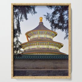 Temple of Heaven Serving Tray