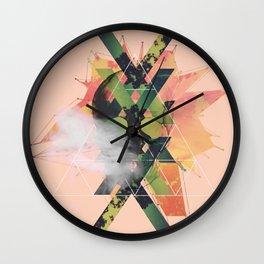 overthinking everything Wall Clock