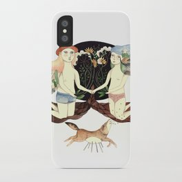 About This Time iPhone Case
