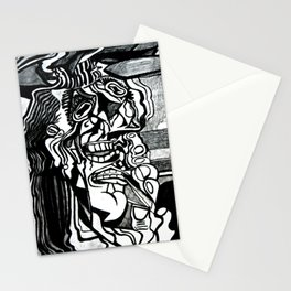 Basically Picasso Stationery Cards