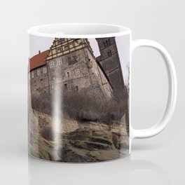 Quedlinburg Castle Coffee Mug