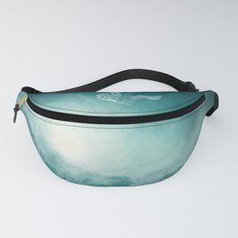 Astronaut Cast Away in Space Fanny Pack