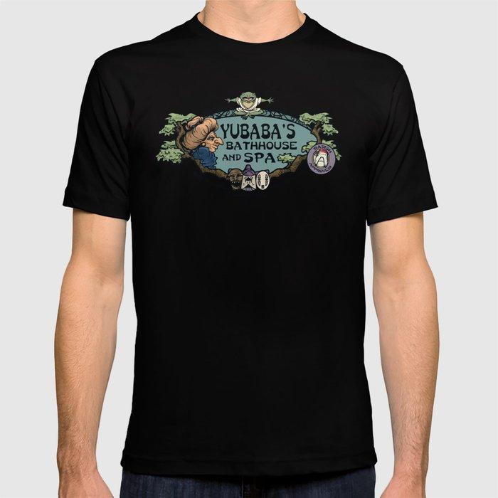 Yubaba's Bathhouse T-shirt