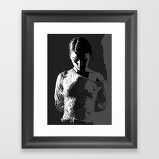 Wrinkle in time... Framed Art Print