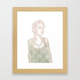 Wallfly Framed Art Print