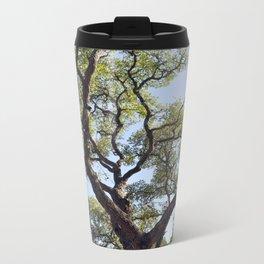 Live Oaks Metal Travel Mug