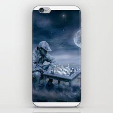 Bedenkzeit iPhone & iPod Skin