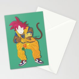Goku Killa Stationery Cards
