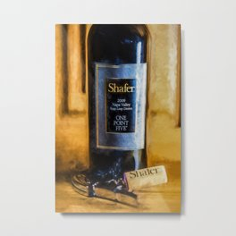 My Friend Shafer Metal Print