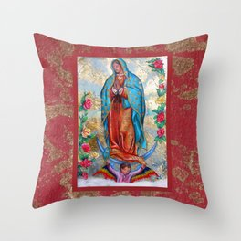 Guadalupe Throw Pillow