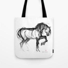 Horse (Saklavi) Tote Bag
