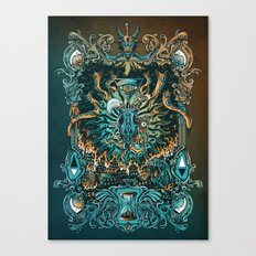 Babylon Canvas Print