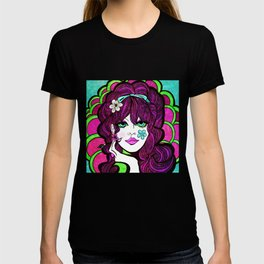 Psychedelic Flower Child T-shirt