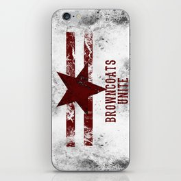 BrownCoats iPhone Skin