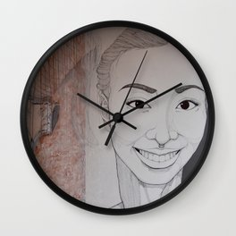 Yearning to know why we're here Wall Clock