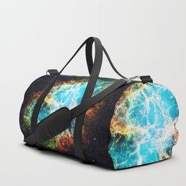 Crab Nebula Duffle Bag