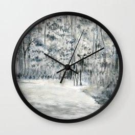 Follow Me by Teresa Thompson Wall Clock