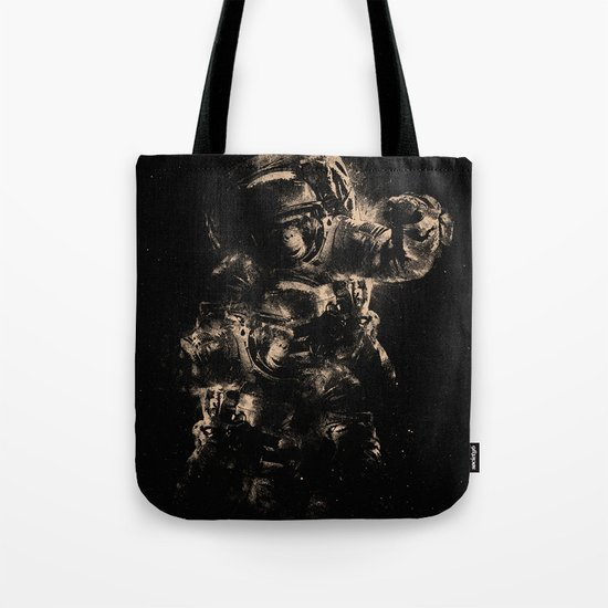 Lost in Space II Tote Bag