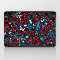 sketch iPad Cases featuring Sketch by Mikhail St-Denis