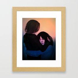 Jemma Im so sorry. Framed Art Print