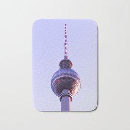 Berlin TV Tower (Fernsehturm) Bath Mat