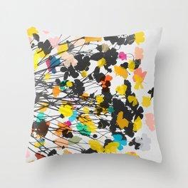 buttercups 1 Throw Pillow