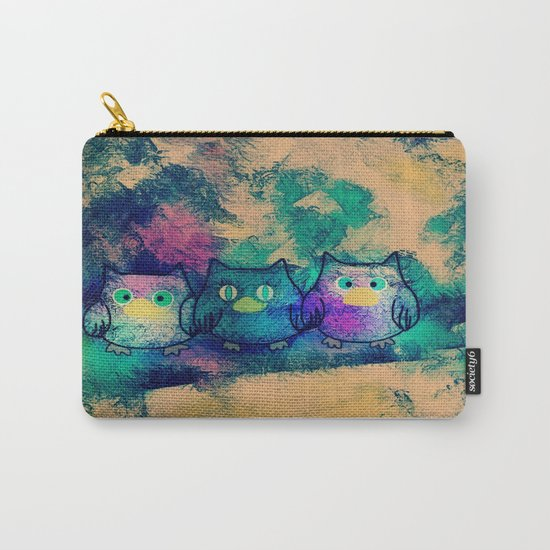 owl-258 Carry-All Pouch