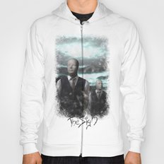 Be simple. Be different. Hoody