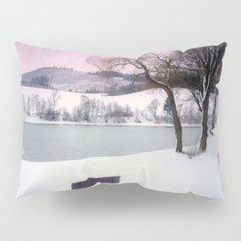Winter seat Pillow Sham